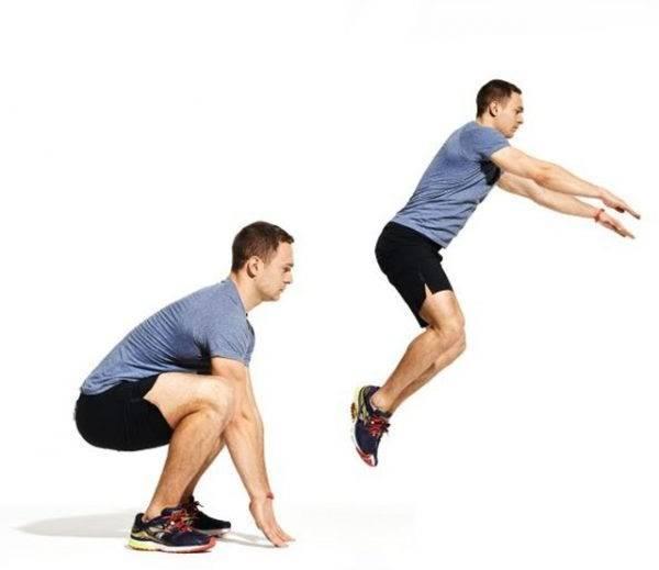 Bài tập cardio chống đẩy kết hợp với nhảy