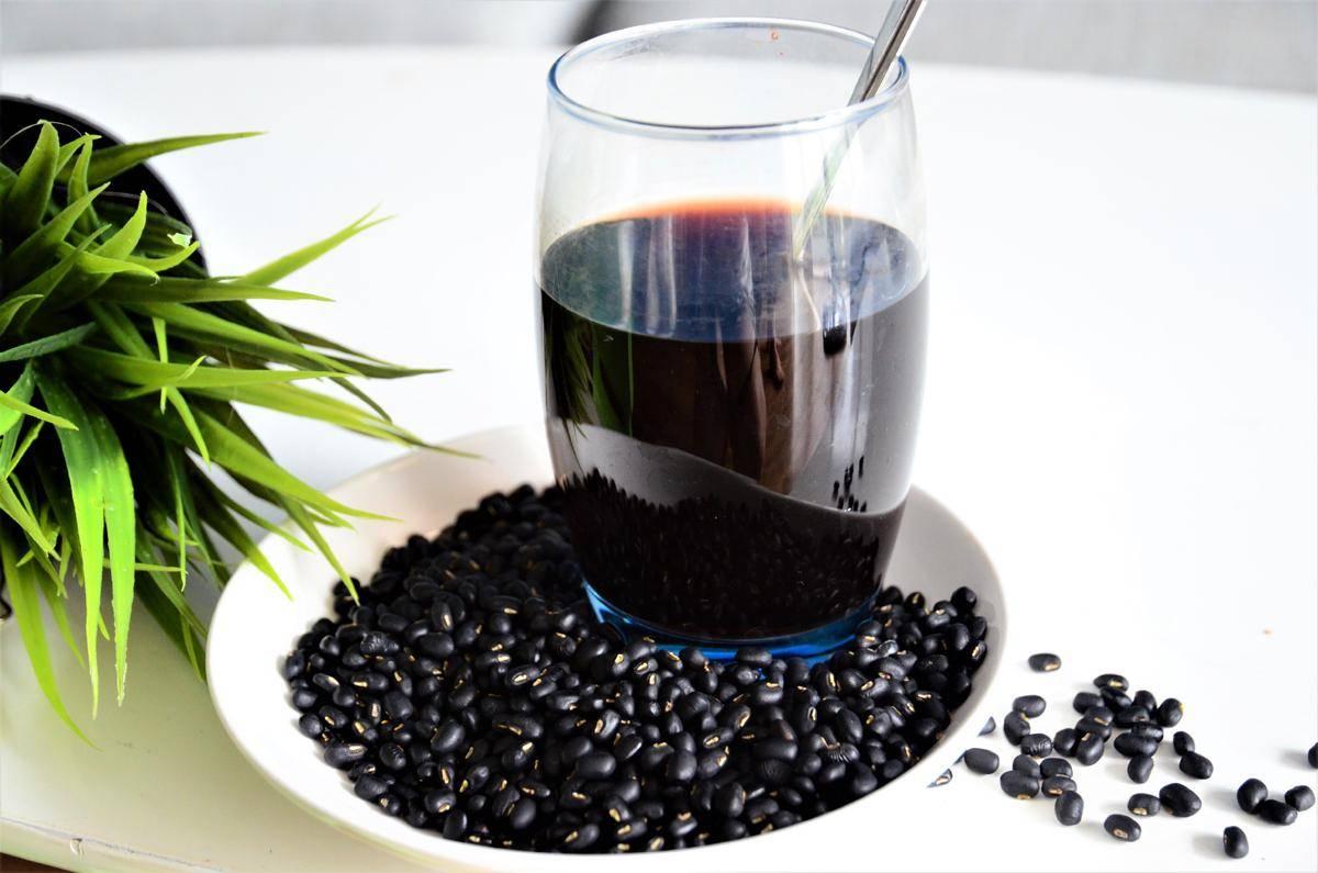 Nước đậu đen giúp giảm cân nhanh & hiệu quả