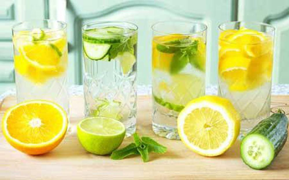 nước chanh giảm cân cấp tốc