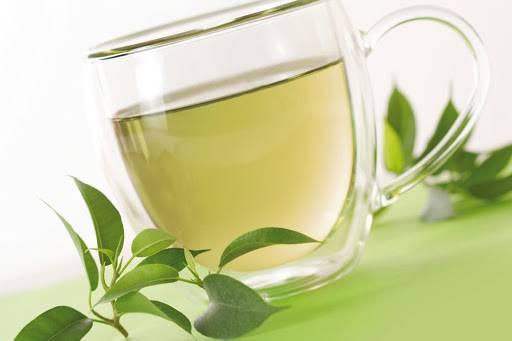 Uống nước lá trà xanh để giảm cân hiệu quả