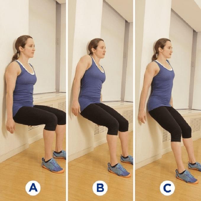 Tập luyện giảm béo vùng mông nhanh nhất