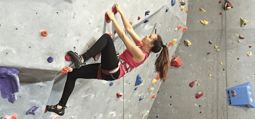 Bài tập leo núi giảm béo vùng mông hiệu quả