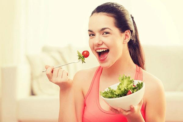 Cách làm vòng 3 nhỏ lại thông qua chế độ ăn uống