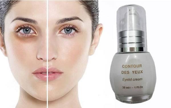 Kem xóa nếp nhăn vùng mắt tất nhất hiện nay - Candes Eyelid Cream