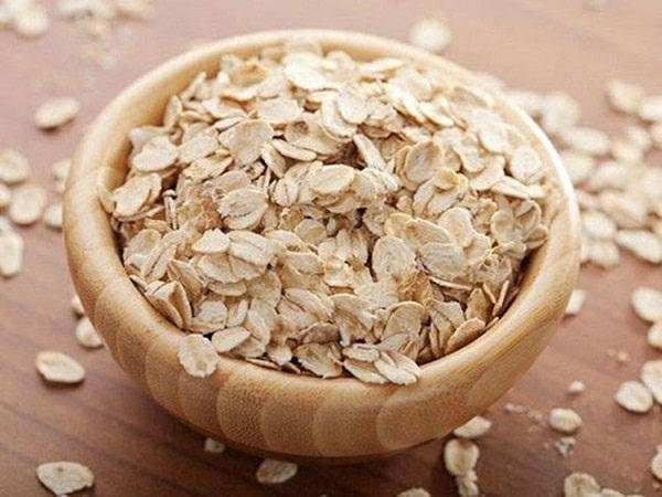 Bột yến mạch được xem là một trong những loại ngũ cốc rất tốt cho da