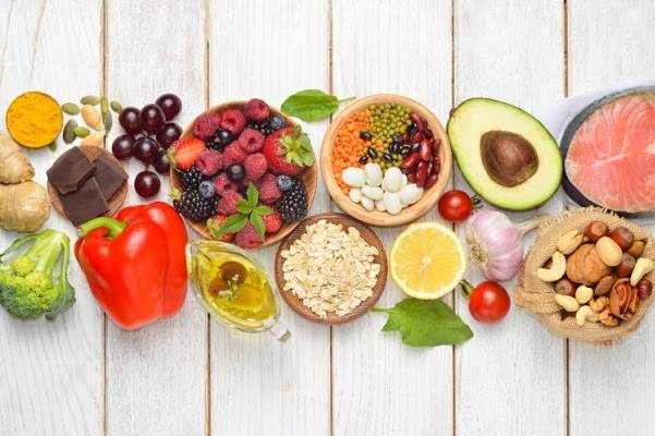 Xây dựng chế độ dinh dưỡng khoa học giúp giảm mỡ vai và nách