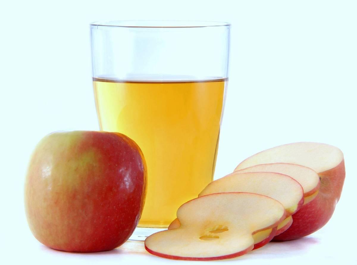 Nước ép táo - Nước uống giảm mỡ bụng cấp tốc
