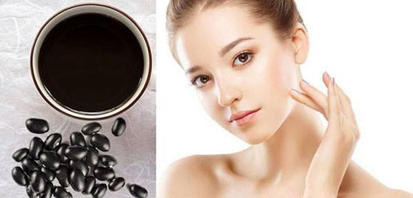 Nước đậu đen có tác dụng bất ngờ trong làm đẹp