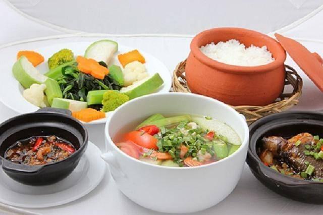 Thực đơn bữa trưa dành cho những người giảm cân