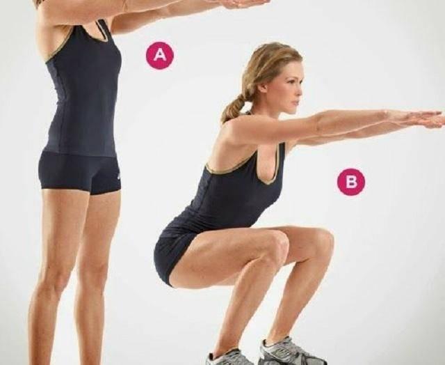 Bài tập thể dục giảm eo siêu hiệu quả