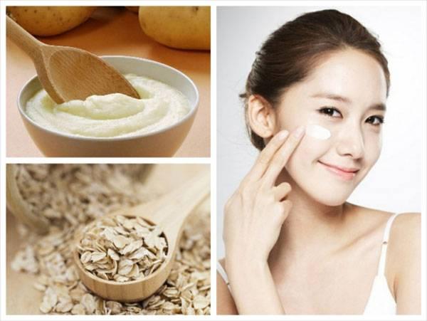 Phục hồi da bị bào mòn - Đắp mặt nạ bổ sung độ ẩm cho da