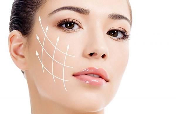 Hifu tác động giúp gương mặt thon gọn, nâng cơ rõ rệt