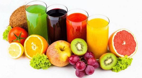 Bổ sung các loại nước ép tăng cường hệ miễn dịch, đồng thời để duy trì làn da sáng khỏe