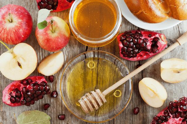 Giấm táo giảm cân với các loại hoa quả