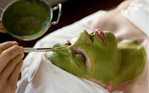 Mặt nạ với lá trầu không chăm sóc da nám sau sinh hiệu quả