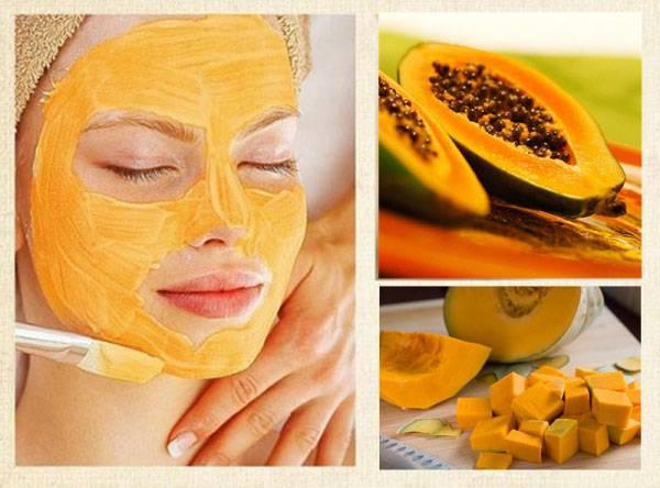 Đắp mặt nạ đu đủ thường xuyên là cách chống lão hóa da mặt tốt nhất