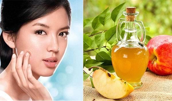 Giấm táo được xem là thần dược ngăn ngừa các dấu hiệu lão hóa da