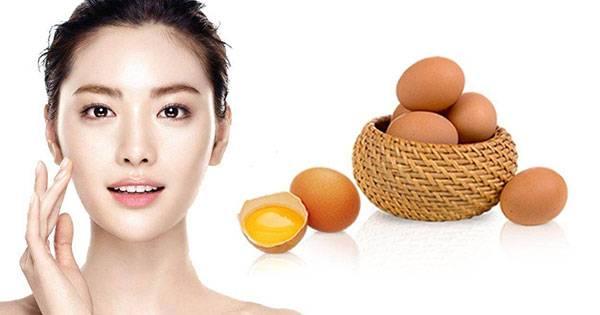 Thử mặt nạ chống lão hóa da mặt với trứng gà, bạn sẽ thấy bất ngờ