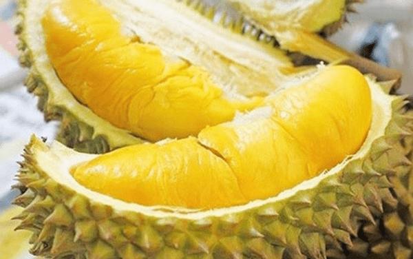 Cách ăn sầu riêng không lo tăng cân
