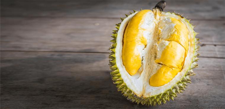 Những lưu ý khi ăn sầu riêng