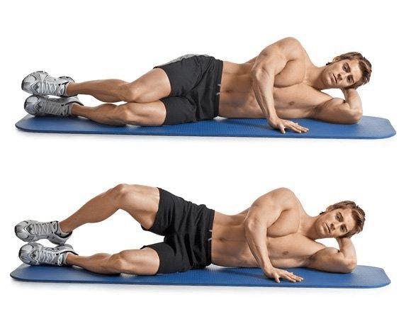 10 Bài tập mông cho nam hiệu quả để vòng 3 săn chắc