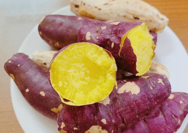 Món ăn với khoai lang