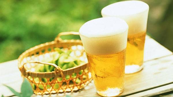 Bia được sử dụng trong làm đẹp với rất nhiều tác dụng