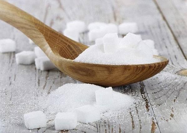 Sử dụng đường trắng làm sạch tế bào chết