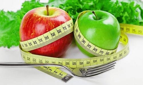 Táo là trái cây giảm cân nhanh nhất