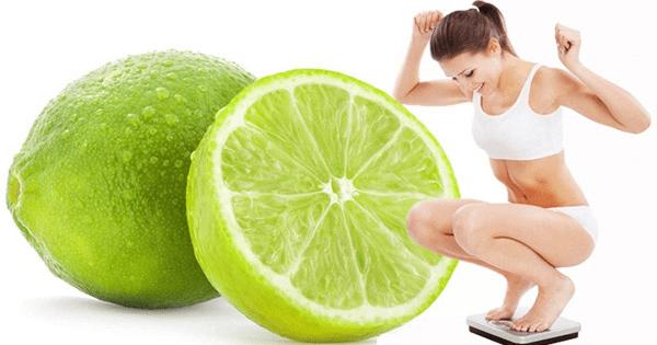 Chanh là trái cây hỗ trợ bạn giảm cân dễ dàng ngay tại nhà