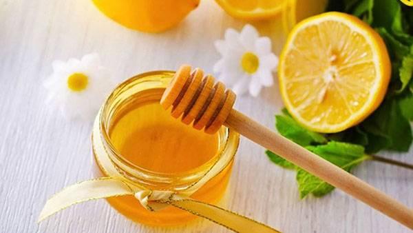 Mặt nạ mật ong chanh