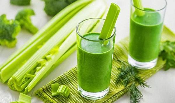 Thức uống đẹp da - Nước ép cần tây hỗ trợ thúc đẩy sản sinh collagen