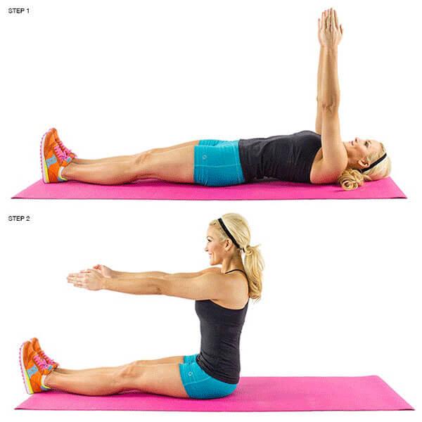 Bài tập giảm mỡ eo hông hiệu quả
