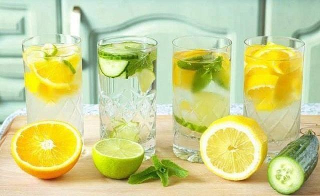 Detox giảm cân
