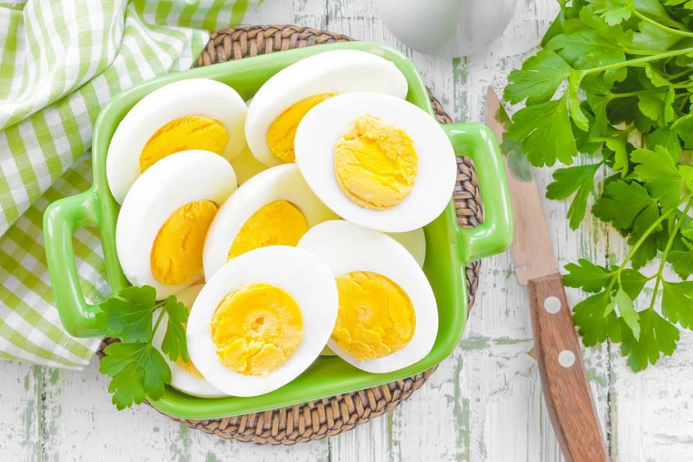 Trứng gà kết hợp với dưa chuột cũng có thể giảm cân hiệu quả