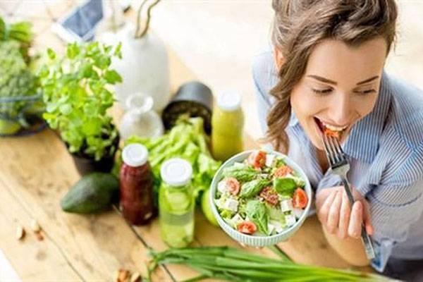 Ăn nhiều rau xanh vừa tốt cho sức khỏe vừa giúp làm đẹp da
