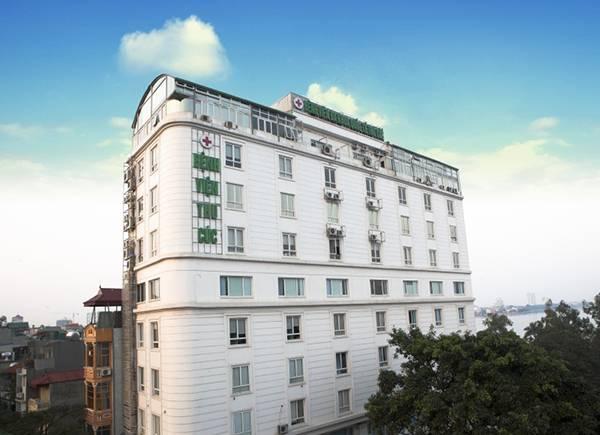 Thẩm mỹ viện Thu Cúc địa chỉ 286 Thụy Khuê, Tây Hồ, Hà Nội