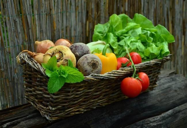 Giảm béo bằng giải pháp ăn nhiều rau quả