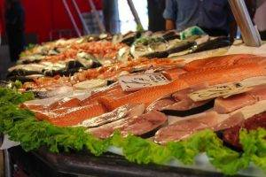 Giảm cân bằng chế độ ăn uống giàu Protein