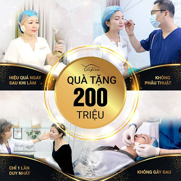 Thẩm mỹ viện Hà Nội - Mega Gangnam thường xuyên áp dụng các chuyên trình ưu đãi hấp dẫn cho khách hàng