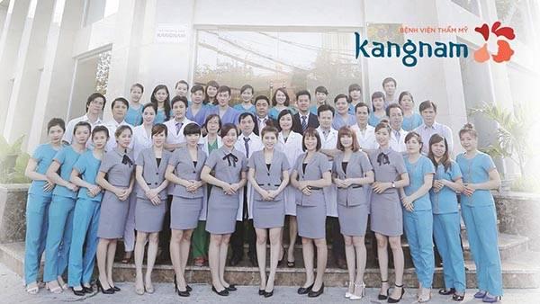 Thẩm mỹ viện Kangnam luôn cập nhật những xu hướng thẩm mỹ thời thượng nhất