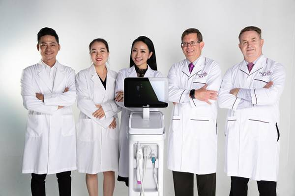 Thẩm mỹ viện Hà Nội uy tín Lavender By Chang là đơn vị tiên phong thẩm mỹ công nghệ cao