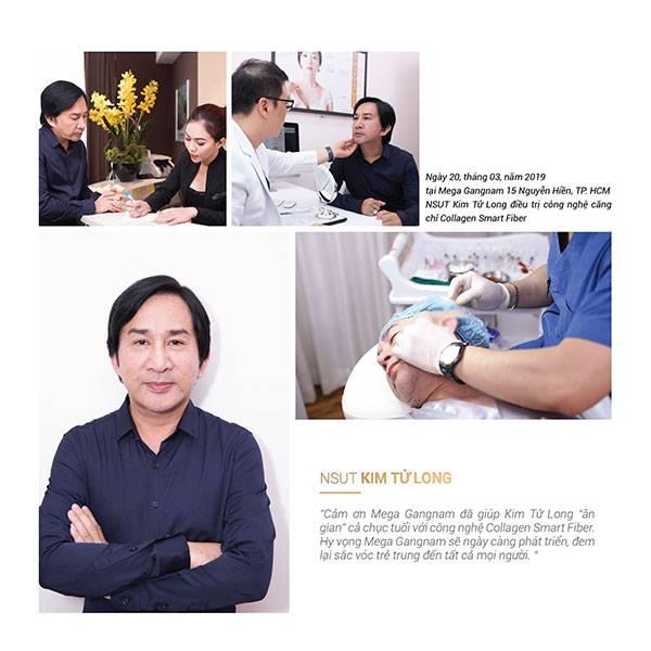 Công nghệ xóa nhăn nâng cơ vằng chỉ Collagen Gold Fiber áp dụng cho đối tượng cả nam và nữ